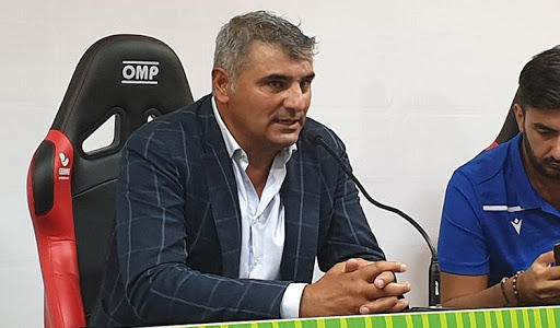 Roberto Felleca, presidente del Foggia