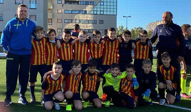 I Pulcini della Scuola Calcio Novellino