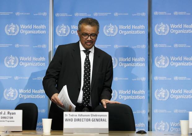 Tedros Adhanom Ghebreyesus, capo dellOms (Organizzazione mondiale della sanità)