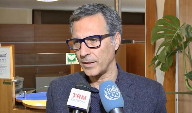 Leonardo Giangrande, presidente della Confcommercio Taranto