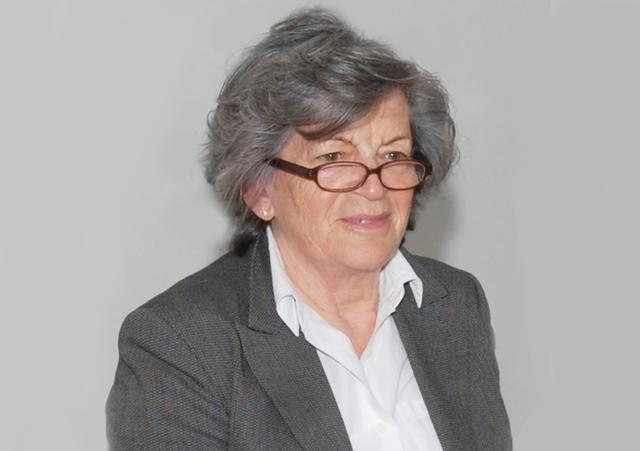 Lina Arpaia, presidente dellAuser provinciale Taranto - Foto Studio 100