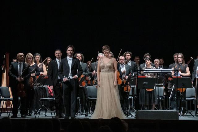 Foto Aurelio Castellaneta/Orchestra Magna Grecia