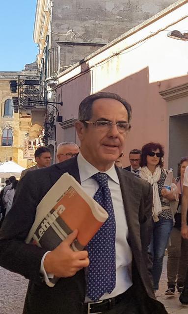 Vincenzo Santochirico -Presidente Fondazione Sassi