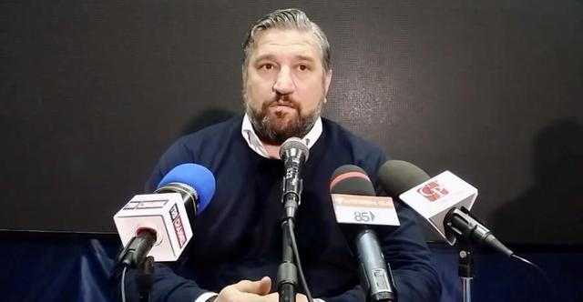 Vincenzo De Santis, ex direttore sportivo del Taranto