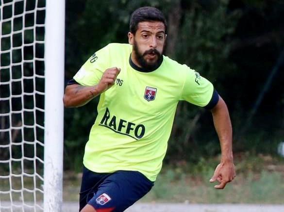 Vincenzo Corvino nella foto Tiferno Calcio