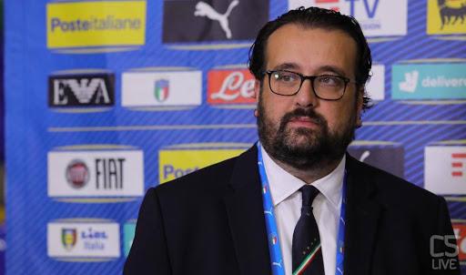Andrea Montemurro, presidente della Divisione Calcio a 5, ha rassegnato le dimissioni