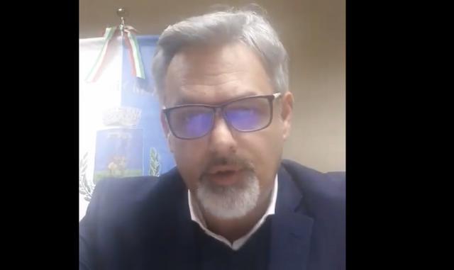 Luca Lopomo, sindaco di Crispiano (TA)