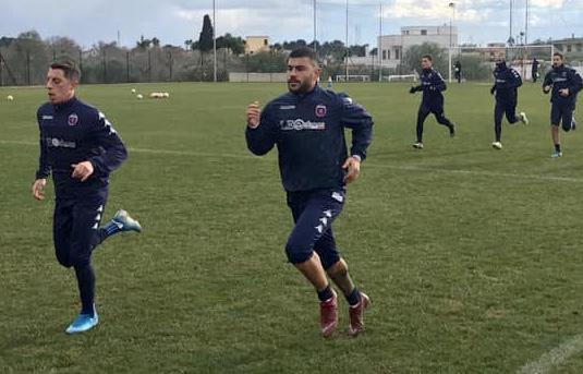 Foto Casarano Calcio pagina Facebook