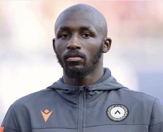Seko Fofana, centrocampista dell'Udinese (profilo social giocatore)