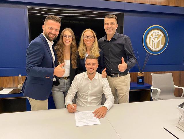 Darian Males, nuovo acquisto dell'Inter (ph Instagram)