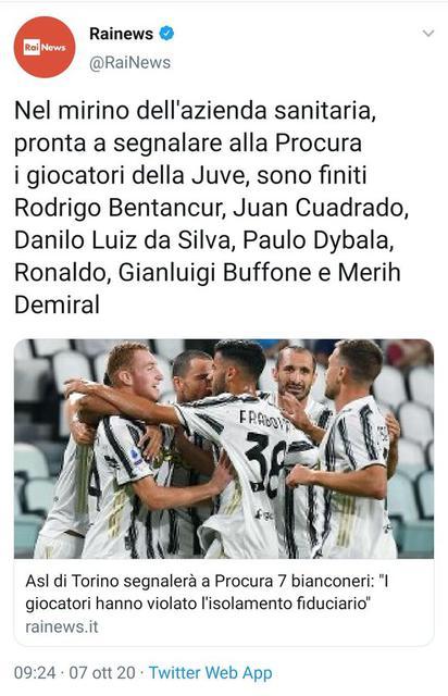 "Rainews scrive ""Gianluigi Buffone"" nel suo tweet: scoppia l'ironia del web (Foto)"