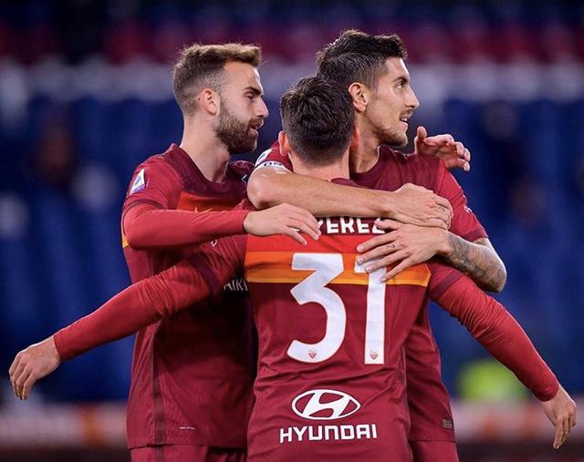 La Roma piega il Benevento 5-2 all'Olimpico (Profilo social Carles Perez)