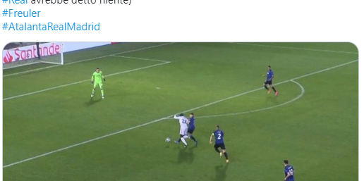 """Ziliani sull'espulsione di Freuler: """"Non è ultimo uomo, la palla va verso l'esterno. Se l'arbitro Stieler vedesse un entrata tipo di Chiellini..."""""""