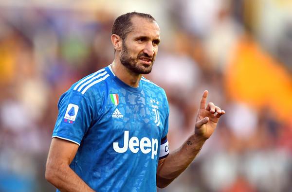 Giorgio Chiellini, difensore della Juventus (ph zimbio)