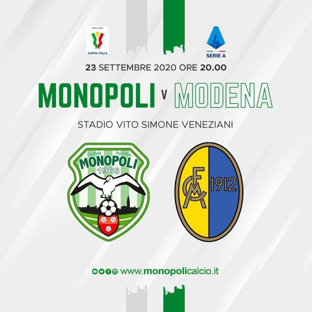 Monopoli-Modena (ph social)