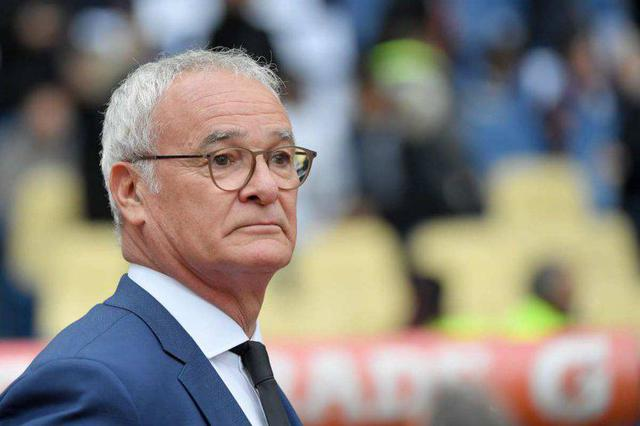 Claudio Ranieri (ph Web)
