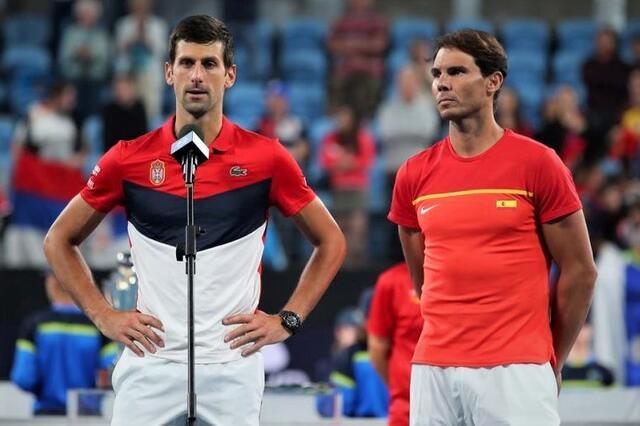 Nadal-Djokovic streaming gratis