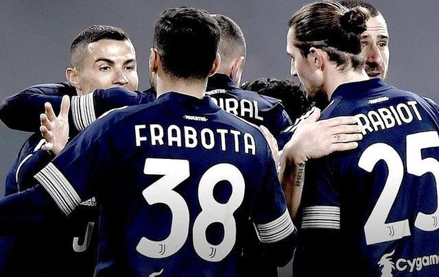 Juventus-Sassuolo 3-1 (Profilo social Juventus)