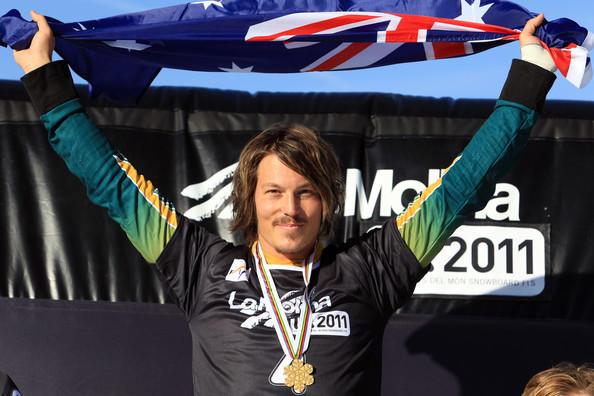 Alex Pullin, ex-snowboarder australiano (Zimbio)