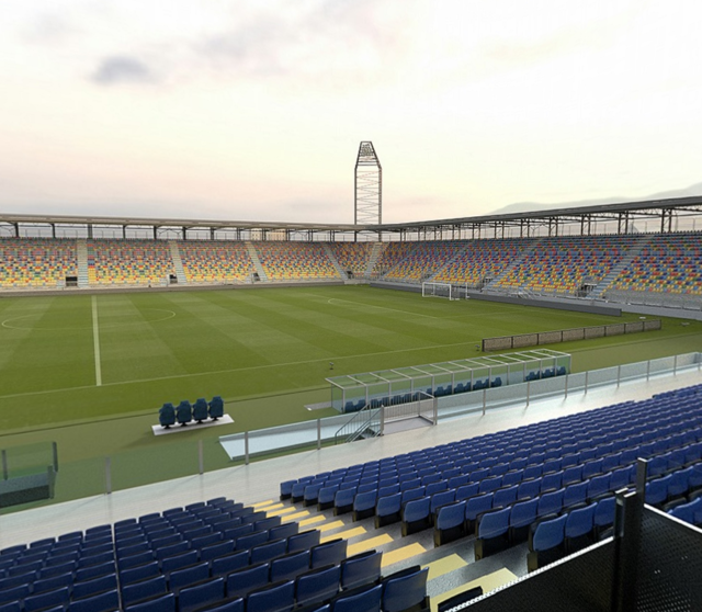 Stadio Benito Stirpe (fonte: Facebook)