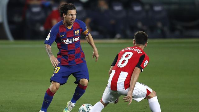 Dove vedere Barcellona-Athletic Bilbao (Ph. Eurosport)