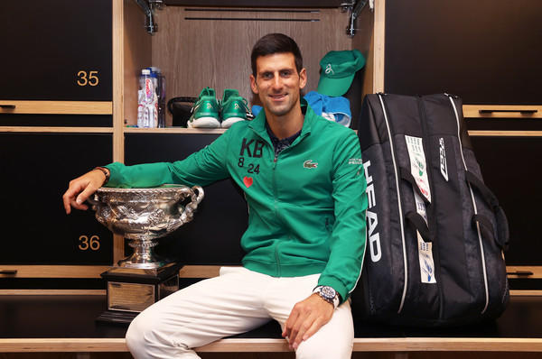 Novak Djokovic (ph. Zimbio)