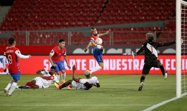 Vidal (ph Twitter Cile)