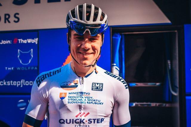 Operato al cervello il ciclista olandese