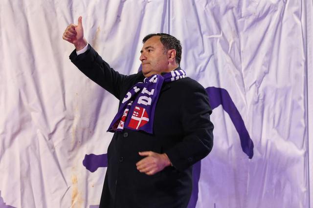 Joe Barone, dg Fiorentina (ph. Twitter)