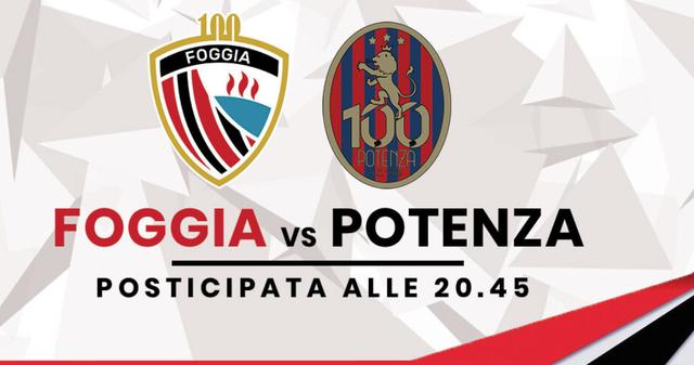 Dove vedere Foggia-Potenza, streaming gratis e diretta tv in chiaro Serie C?