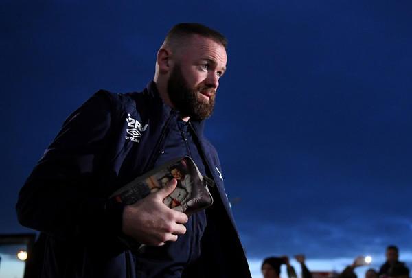 Wayne Rooney (foto Zimbio)