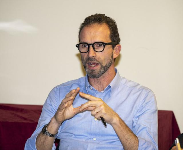 Umberto Calcagno, AIC (Ph. Twitter AIC)