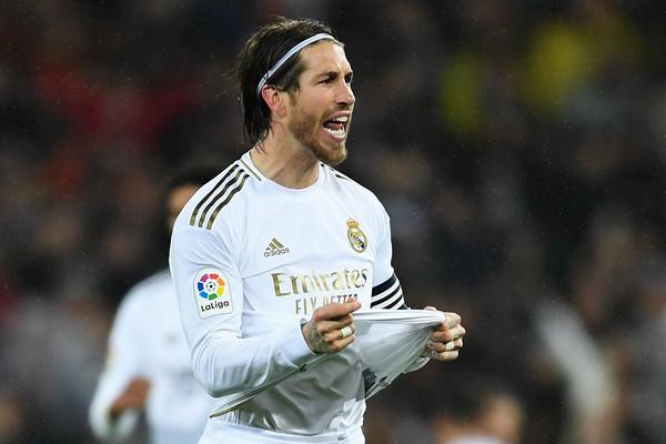 Sergio Ramos, Real Madrid (ph. Zimbio)