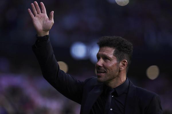 Diego Simeone, Atletico Madrid (ph. Zimbio)