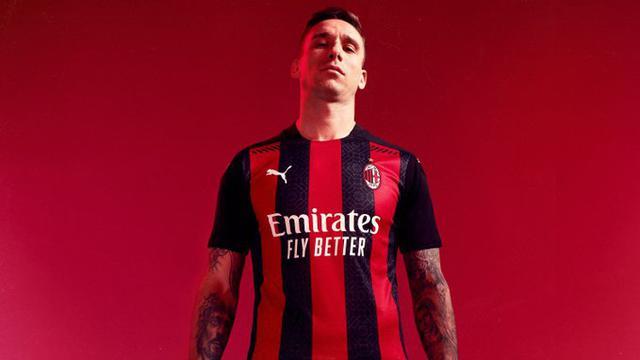 La nuova maglia del Milan: omaggio a Milano