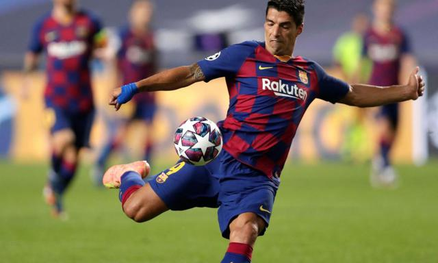 Luis Suarez, obiettivo di mercato della Juventus