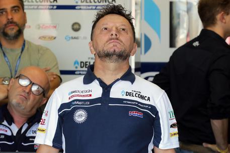 Fausto Gresini ISocial)
