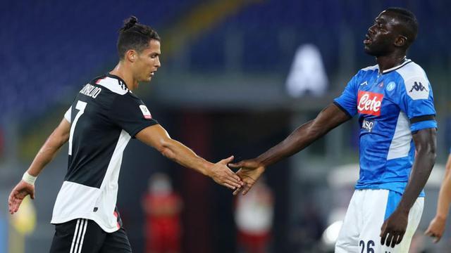 Juventus - Napoli (ph Social)