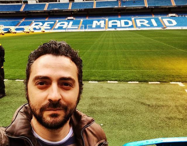 Dario Ghiringhelli (ph Social)