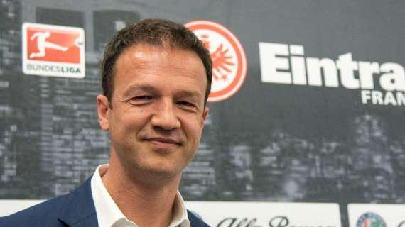 Fredi Bobic, ds dell'Eintracht Francoforte (ph social)