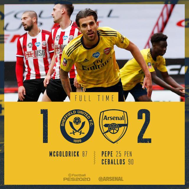 Arsenal (Ph. Twitter)