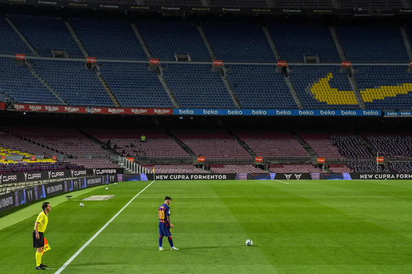 Camp Nou, stadio del Barcellona (ph zimbio)