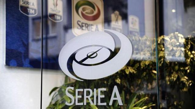 Logo Lega Serie A (Ph. Twitter)