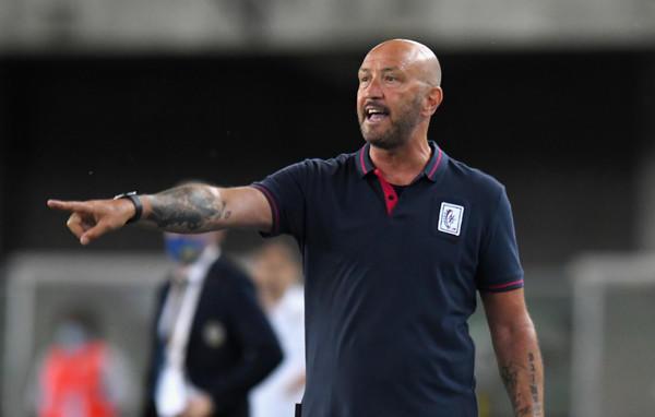 Walter Zenga, tecnico del Cagliari (Zimbio)