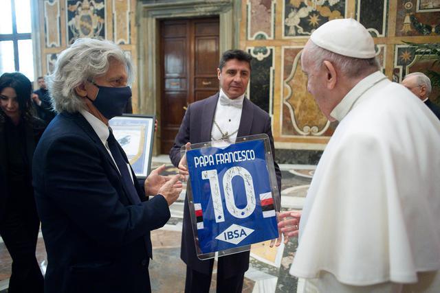Papa Sampdoria