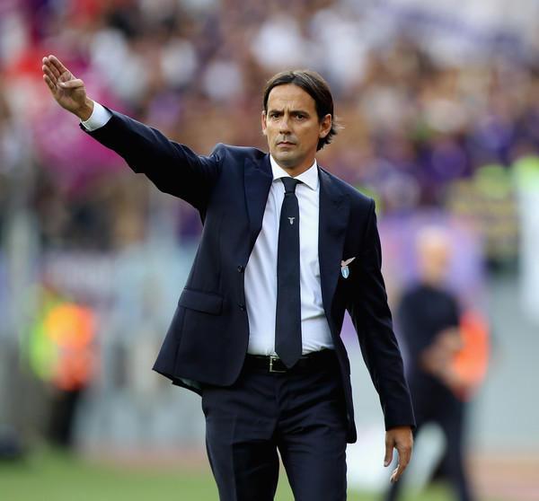 Simone Inzaghi, tecnico della Lazio (ph. zimbio)