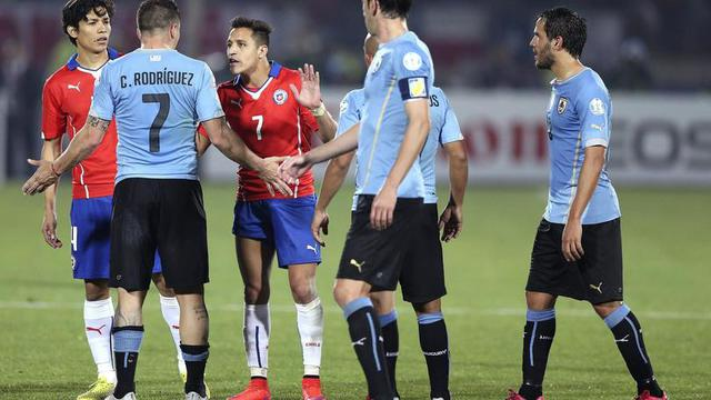 Uruguay-Cile (ph Social)