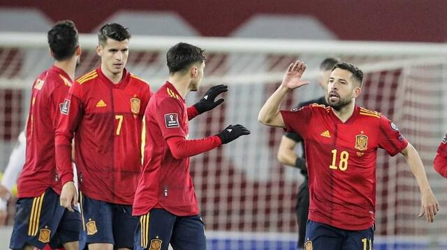 Slovacchia-Spagna streaming