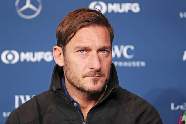 Francesco Totti (ph Social)