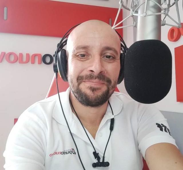 Marco Giordano (ph Social)